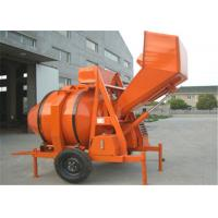 Wholesale Single Cylinder Hydraulic Cement Concrete Mixer Machine for Prefabricated Concrete Construction from china suppliers