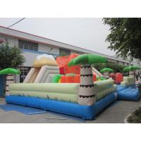 Wholesale Kids Inflatable Combo Fire Retardant Jungle Bouncy Castle Hire from china suppliers