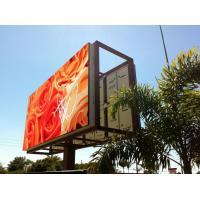 Wholesale Innovation P6.4 Outdoor Advertising LED Display Billboard 1R1G1B Front Service from china suppliers
