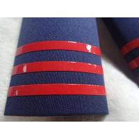 Wholesale Shine And Soft Silicone Rubber Labels Printed On Military Clothing Shoulders from china suppliers