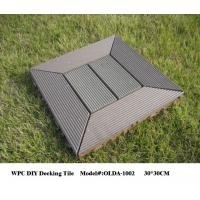 Wholesale DIY wood composite decking 30cm*30cm (OLDA-1002) from china suppliers