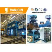 Wholesale Lightweight Wall Panel Forming Machine With Scientific Computer Control from china suppliers