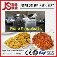 Wholesale Industrial Oil Roasted Peanut Processing Peanut Frying Machine from china suppliers