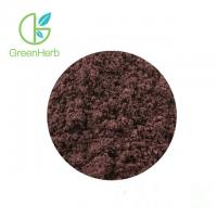 China Food Additives Freeze-Dried  Acai Berry Extract / Acai Berry Extract Powder on sale
