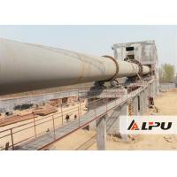 Wholesale 3.5×54 Durable Cement Clinker Rotary Lime Kiln With ISO CE Certificate , Rotating kiln from china suppliers