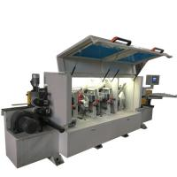 Wholesale Straight full automatic PVC edge banding machine for door cabinets KC370D from china suppliers