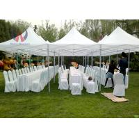 Wholesale Light Fim Birthday Party Tent Rentals , Beautiful Wedding Canopy Tent With Sidewalls from china suppliers