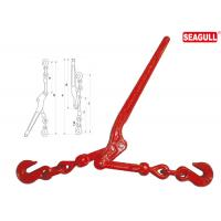 "Wholesale Drop Forged Lever Type Load Binders 1/2"" - 5/8"" Chain Size Lifting Chain Hooks from china suppliers"