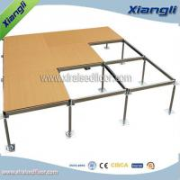 Buy cheap Good Flatness Anti Static Steel Raised Floor 35mmThick for Electronic Workshop from wholesalers