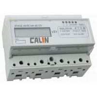 Wholesale Four Wire Three Phase Kilowatt Hour Meter Rtu Protocol Prepay Electricity Meter from china suppliers