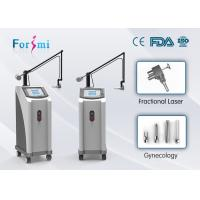 Wholesale 2018 CE FDA approved high efficient big promotion 10600nm 1000w fractional co2 laser for skin from china suppliers