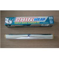 Wholesale Safe Household Food Grade Aluminum Foil Roll Foil Wrap For Food Wrapping from china suppliers
