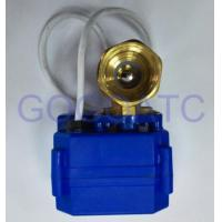 Wholesale SS304 or Brass Motorized Electric Ball Valve from china suppliers