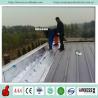 Buy cheap 1.5mm aluminium film heat-resistant self adhesive rubber membrane for waterproof from wholesalers