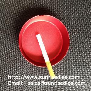 Wholesale Anodized Aluminum Smoking Ashtrays, Stocked aluminum alloy pocket cigar ashtrays from china suppliers