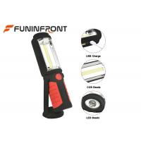 Wholesale 3W COB USB Charge Portable LED Flood Light Magnet, 180 Degree Rotary Camp Lantern from china suppliers