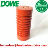 Wholesale high voltage 65x140 M16 porcelain insulator from china suppliers