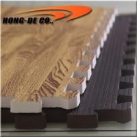 Wholesale Interlocking Tiles made of EVA cell foam safety , softer , easy to fix and clean from china suppliers