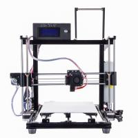 Fastest Aluminum diy Desktop 3d printer machine , More Stable 3 dimensional Printer