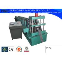 Wholesale Hydraulic Mould Cutting Rack Roll Forming Machine With 4kw Main Motor Power from china suppliers