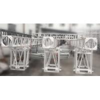 Wholesale Aluminum Screw Square Stage Lighting Truss 3 Tons High Load SB450mm * 450mm 12M Span from china suppliers