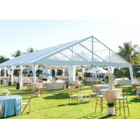 China Aluminium Clear Roof Transparent Outdoor Marquee Party Event Wedding Tent on sale