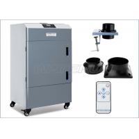 Wholesale Grey Movable Soldering Fume Extractor For Laser Engraver And Cutter from china suppliers