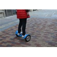 Wholesale Two Wheel Electric 10 Inch Balancing Scooter Board With Led Lights from china suppliers