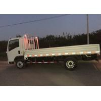 Wholesale LHD Light Duty Trucks SINOTRUK HOWO 5 Tons  for Logistics ZZ1047D3815C145 from china suppliers