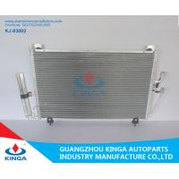 Wholesale Rapair Nissan Condenser radiator tank plastic material for Nissan OUTLANDER(03-) from china suppliers