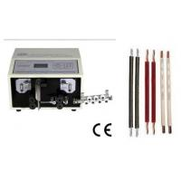 Wholesale Four Wheel Drive Automatic Wire Cutting Stripping Machine 0.1mm² - 10mm² from china suppliers