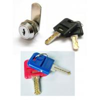 Wholesale Master Key System Flat Key Cam Locks for Drawer Intel Box with Change Cylinder System from china suppliers
