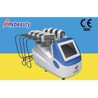 Wholesale Portable Body Lipo Laser Slimming Machine With 8 Handpieces For Fat Removal from china suppliers