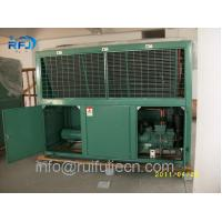 Wholesale RFJ Low Temperature For V Type Box Refrigeration Condensing Units Compressed from china suppliers