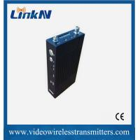 Wholesale 2W FPV HD COFDM NLOS 2KM Wireless Video Transmitter and Receiver from china suppliers
