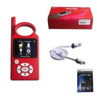 Wholesale V8.8.9 Handy Baby Hand-held Car Key Copy Auto Key Programmer for 4D/46/48 Chips from china suppliers