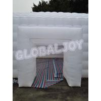 Outdoor White Large Inflatable Tent Oxford Waterproof for Party