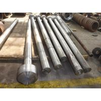 Wholesale AISI 4140(,42CrMo4,SCM440,EN19,1.7225)Forged Forging Steel construction mining machine hydraulic cylinders Piston Rods from china suppliers