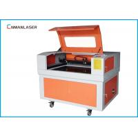 Wholesale CO2 Wooden Crystal Laser Engraving Cutting Machine With 600*400mm Water Cooling from china suppliers