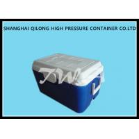 Wholesale 26L 48h Portable Ice Box Cooler Commercial Cool Boxes 33cans Two Way Handles from china suppliers