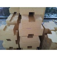 Wholesale Customized High Temperature Refractory Silica Brick For Hot-blast Stove / Furnace from china suppliers