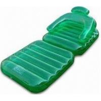 Wholesale Customized Folding Inflatable Air Mattress / Lounge Chair For Promotion from china suppliers