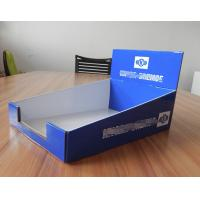Wholesale A4 Sized Brochure Display Cardboard Counter Display 4C Offset Printing from china suppliers