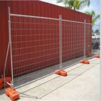 Wholesale Australia Retractable Temporary Fence/Movable Fence/Galvanized Temporary Fencing from china suppliers
