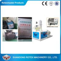 Wholesale Energy saving  500-700kg /h small flat die wood pellet mill machine with CE from china suppliers