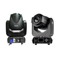 Wholesale LED 90W changable Pattern Moving Head Light for Bar / 8 gobos + white / 16CH from china suppliers
