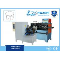 Wholesale Steel Wire Ring Making and Butt Welding Machine with High Efficiency from china suppliers