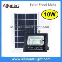 Buy cheap 10W Solar Flood Lights Solar Spot Lamp for Garden Football Pitch Outdoor Basketball Court With Remote Controller from wholesalers