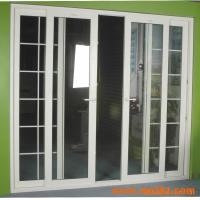 Wholesale High quality customized OEM PVC profile windows and doors from china suppliers