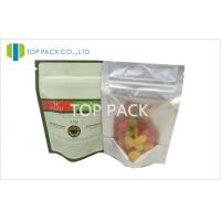 Wholesale Stand Up Food Grade poly bags packaging , Small Plastic Zip Bags from china suppliers